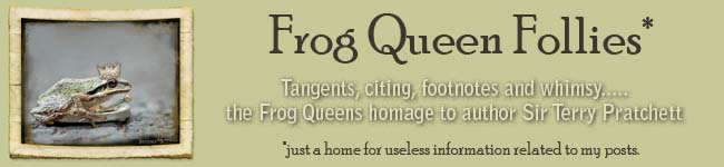 Frog Queen Follies
