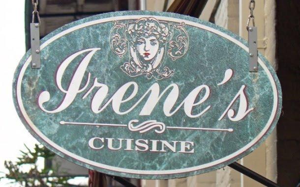 Irene's Tafel