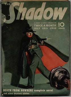 The Shadow - Walter B. Gibson