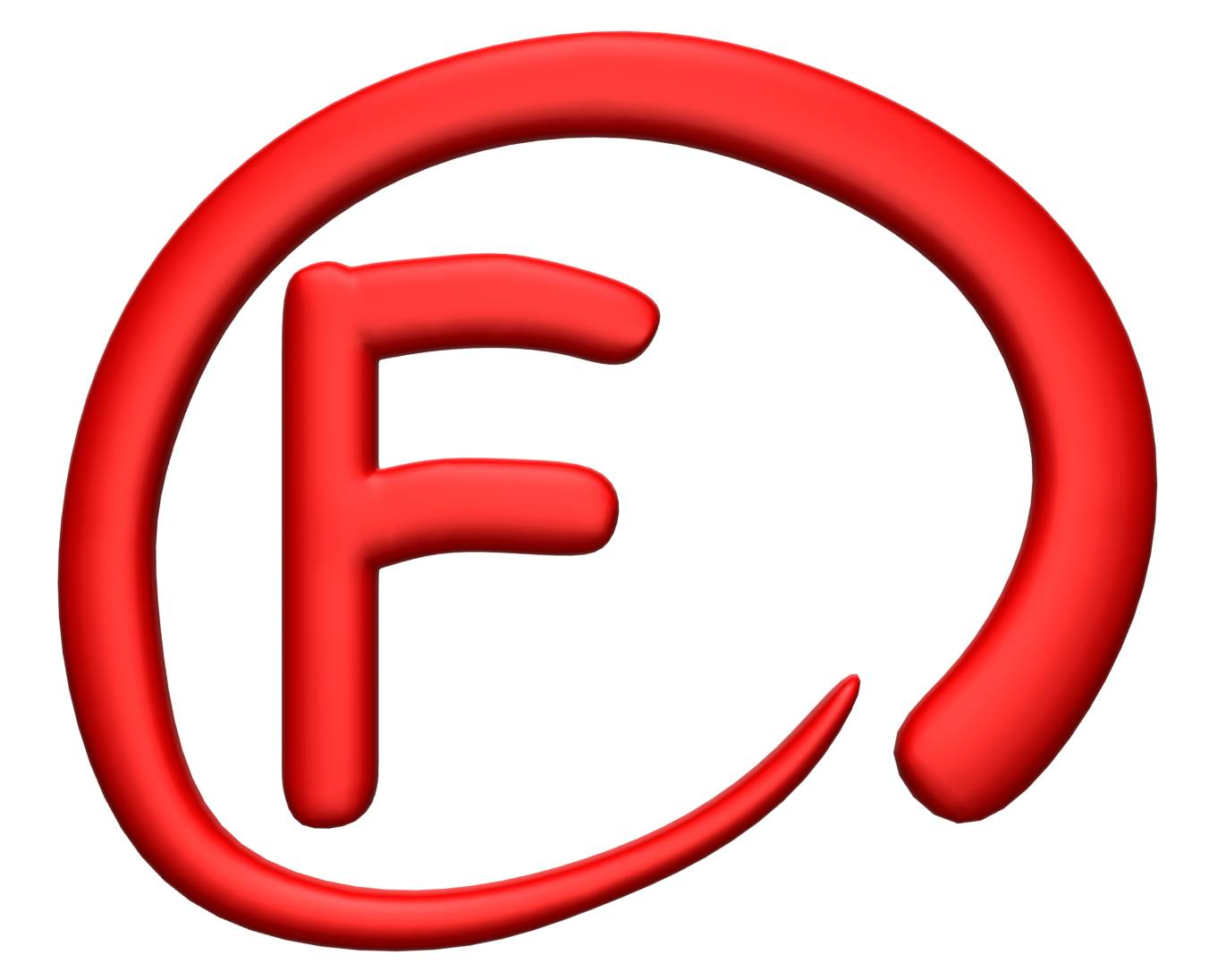 F is for Fail!