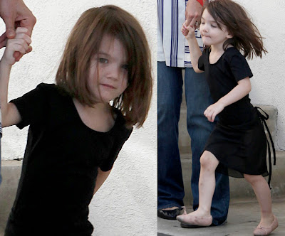 suri cruise 2009. CA, May 2009. Suri and Katie