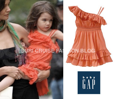 """ "" ������� ...! suri-orange-gap-dress.jpg"