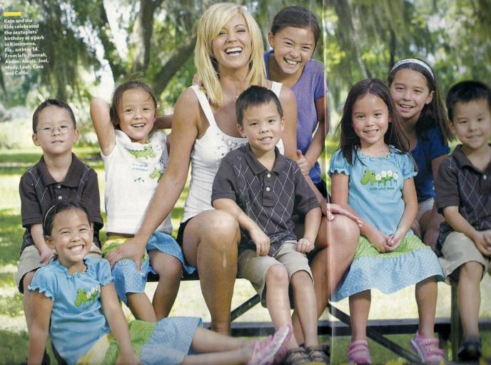 Kate Plus 8 Kids