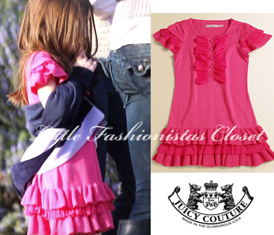 Cruise Dresses on Suri Cruise Fashion Blog   January 2011 Suri   Katie Visited Equ