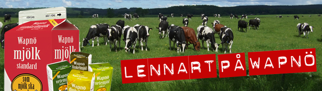 Lennart på Wapnö