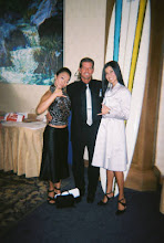 Lee Ann Kim, Lisa Ling and myself 2004 Asian Film Festival in San Diego, CA