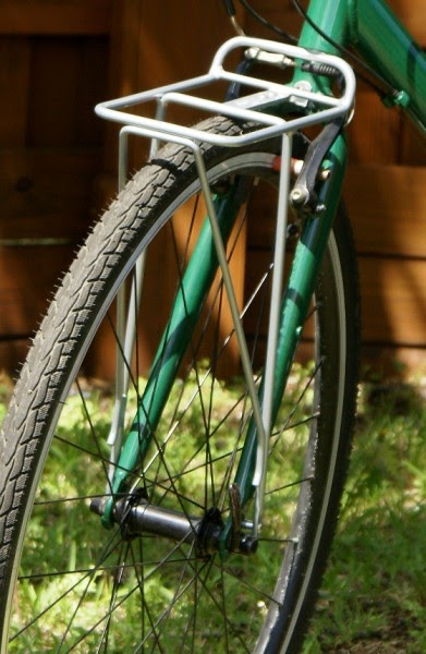 The Soma Fab Blog Review For Our Mini Alloy Front Rack