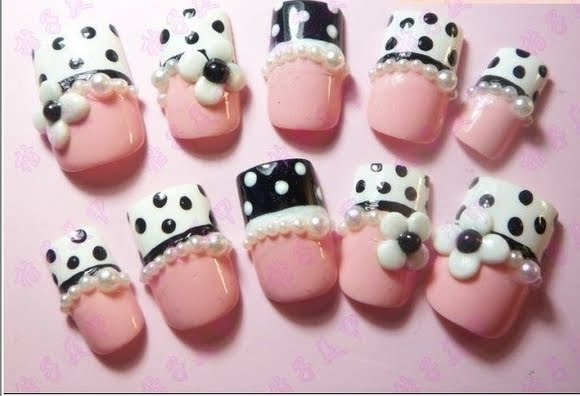 Doll Doll Boutique: Japanese Nail Art!!