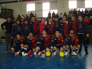 CLUB SOCIAL Y DEPORTIVO VICTORIA PLANTEL FUTSAL AFA 2009