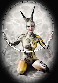 bodypainting best styliest