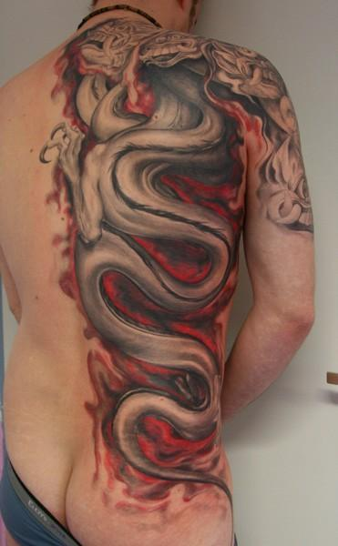 japanese dragon tattoos. Japanese Dragon Tattoo Images.