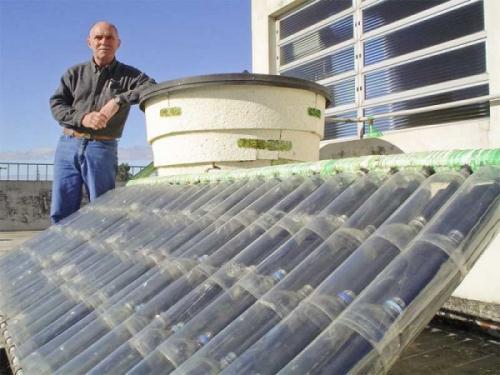Como hacer un Panel Solar Casero 6