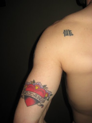 word or phrase or even your name you would like to get a Chinese tattoo