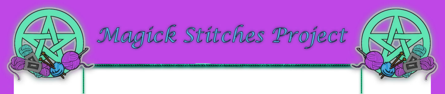 Magick Stitches Project