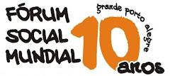 A Força Sindical participa do Fórum Social Mundial com intensa programação, em Porto Alegre.