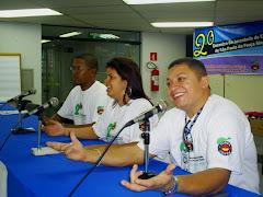 Thiago, Edna e José Antonio