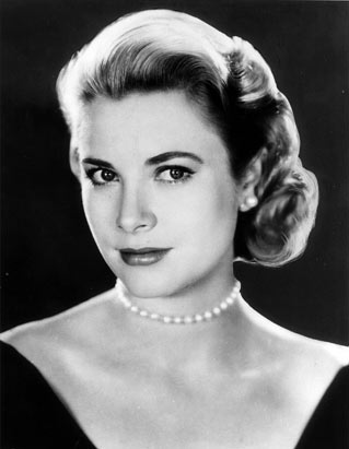 blonde looked dark hair httpmedia photobucket grace kelly