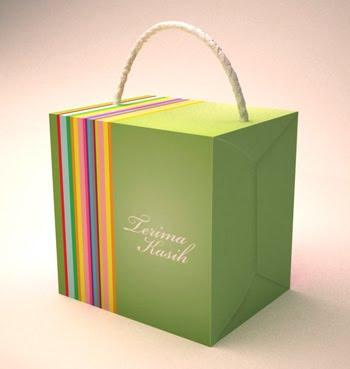 Solid crafts cenderahati perkahwinan door gift kek for Idea door gift perkahwinan