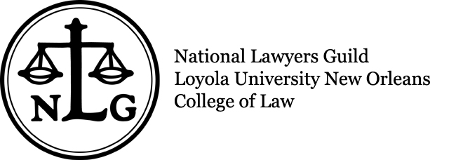 National Lawyers Guild at Loyola University New Orleans
