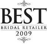 Best Bridal Retailer 2009