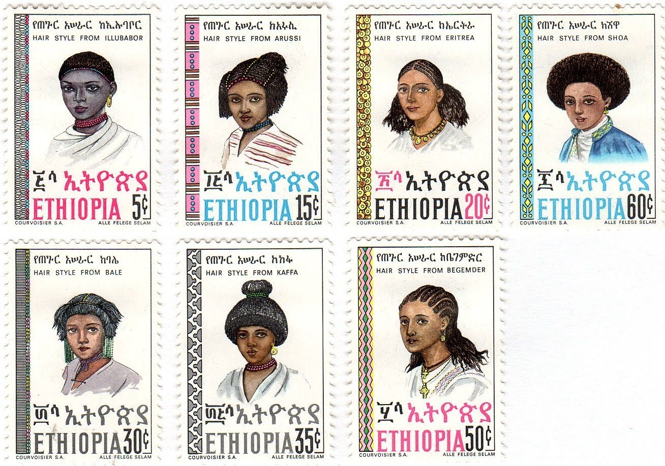 Ethiopedia or Encyclopedia for Ethiopia: Ethiopian Hair Styles