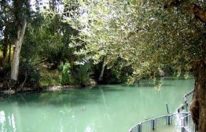 Locul Botezului Domnului