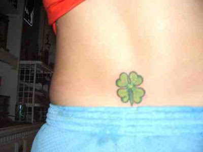 Female Lower Back tattoo designs Specially Flower Lower back tattoo Picture