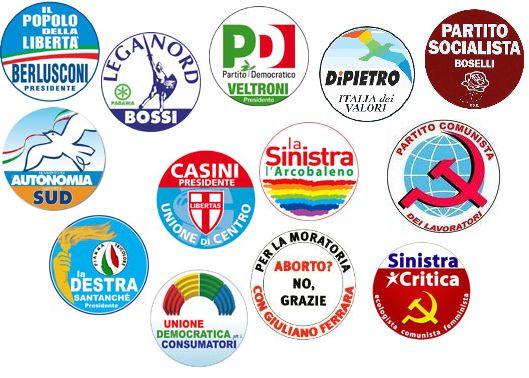 Il graffio di monica riccioni novembre 2010 for Elenco politici italiani