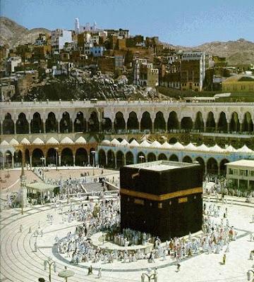 Haj - Makkah Pilgrimage, Madina Pilgrimage in Saudia Arabia