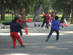 Morning Exercises- Beijing