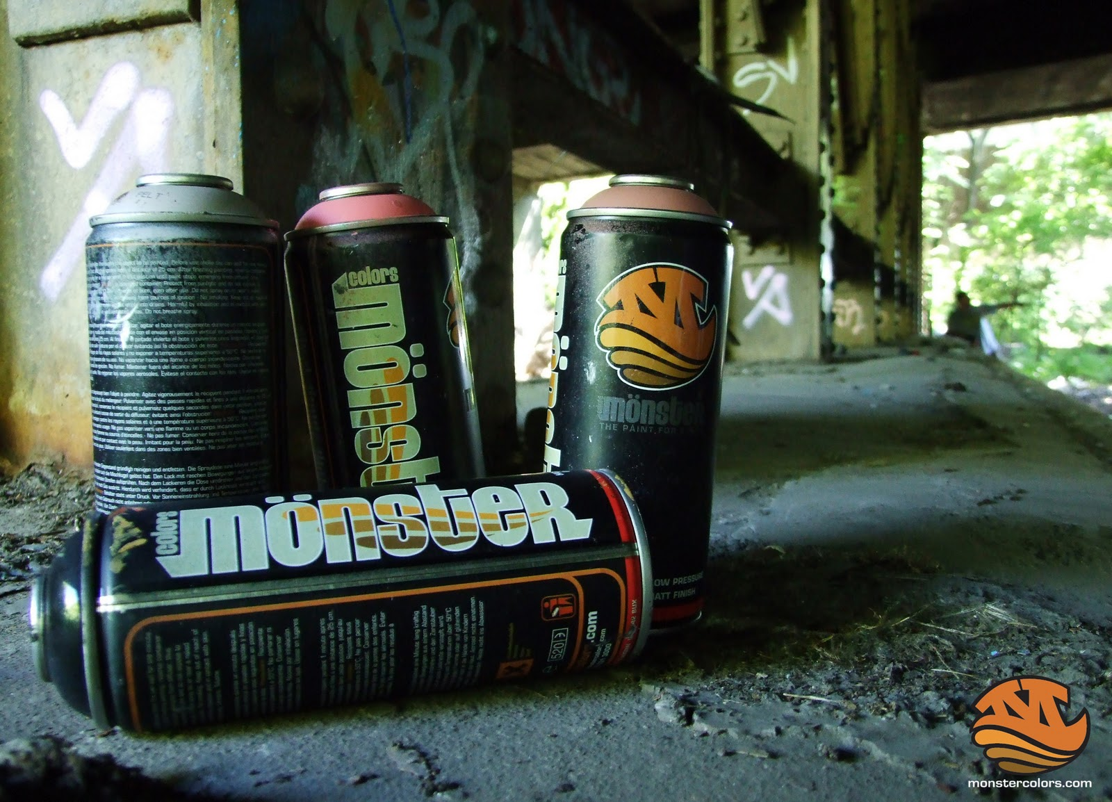 Monster Colors Graffiti Blog Spray Paint Cans Street Art Tags Taggging Pen Graff Blog Best