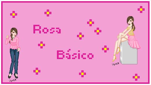 Rosa Básico