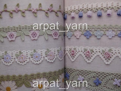 Japanese Crochet Charts