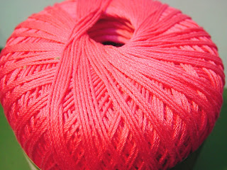 Knitting and crocheting yarn