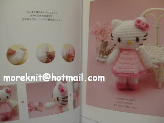 Tiny Kitty: Free pattern ~ Amigurumi crochet patterns ~ K
