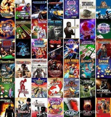 Hiphone Games - Jogos e aplicativos: Pack com 60 jogos Java