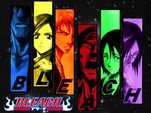 Paris Bleach-characters
