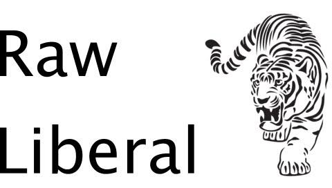 Raw Liberal