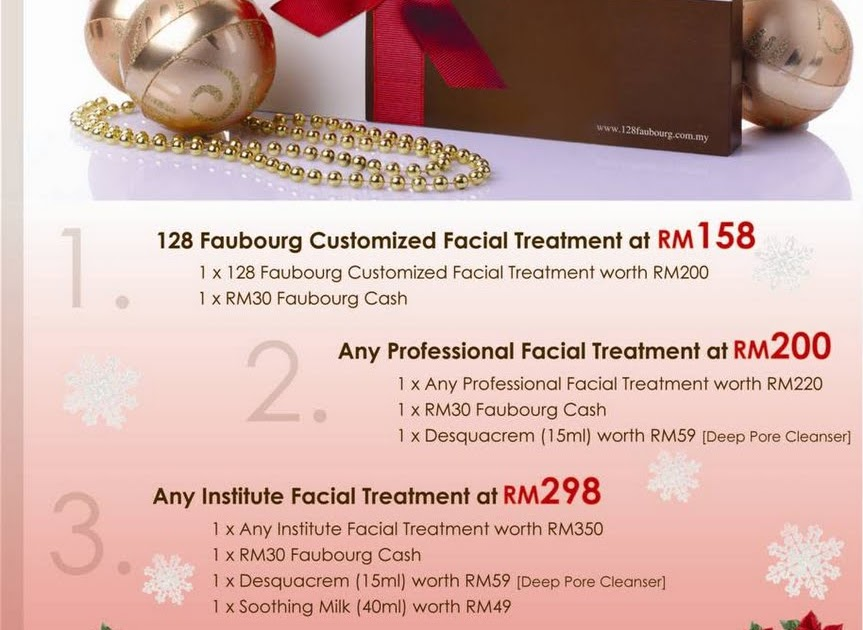 Plus size kitten 128 faubourg sothys christmas promotion for 128 faubourg salon by sothys