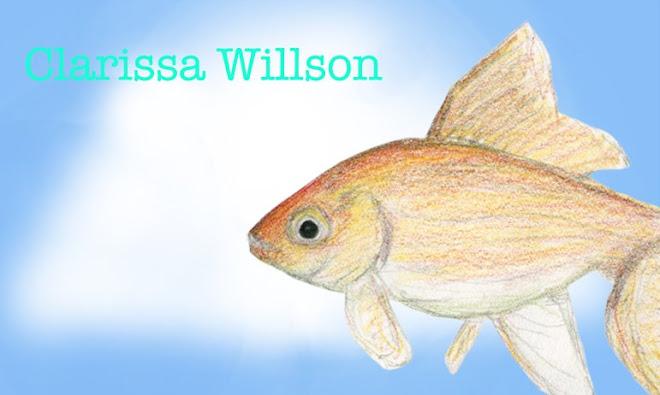 Clarissa's Graphic Design Work