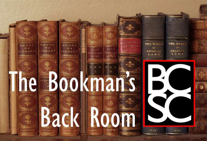 Bookman's Back Room