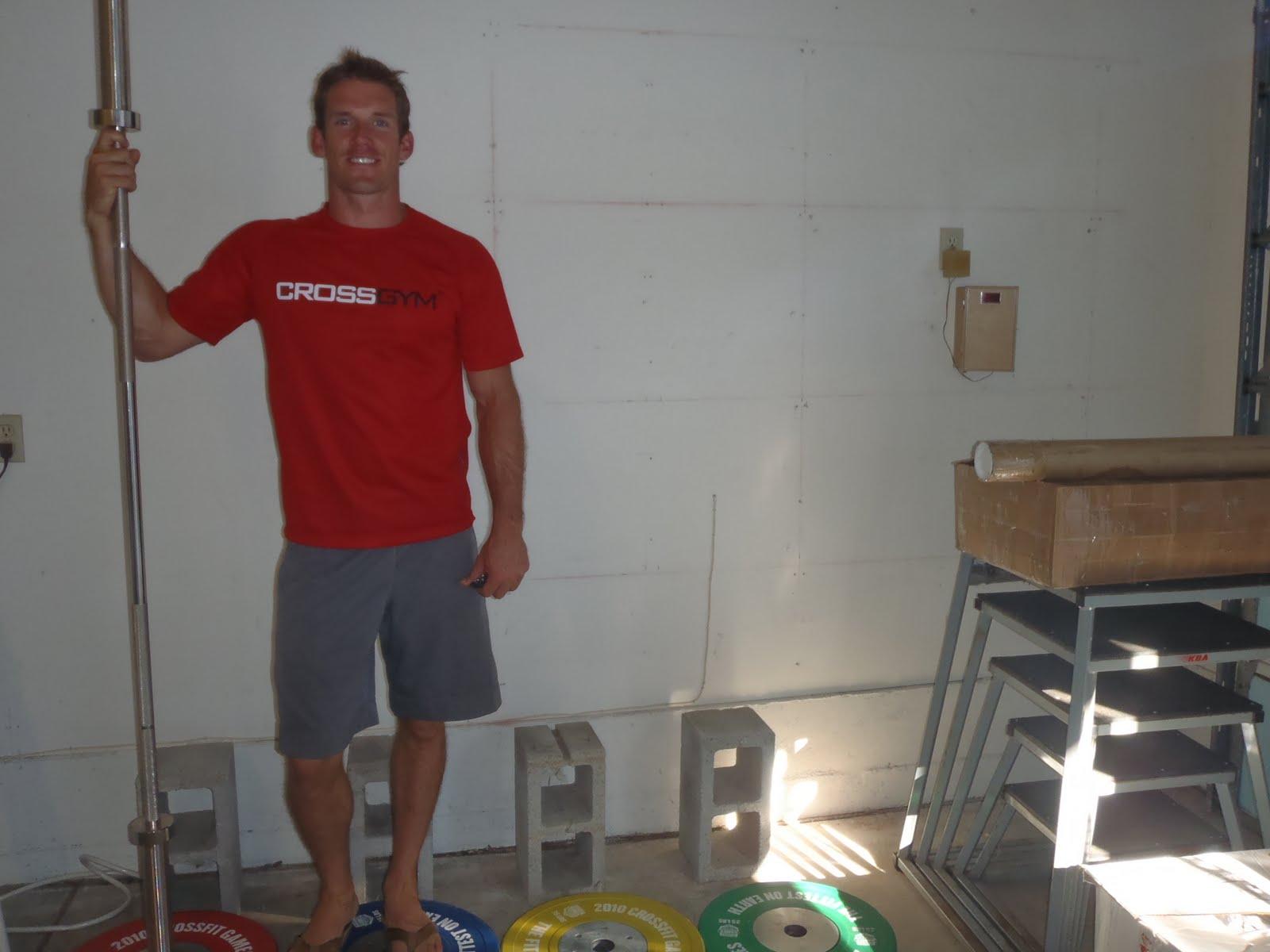 Anywherefit garage gyms