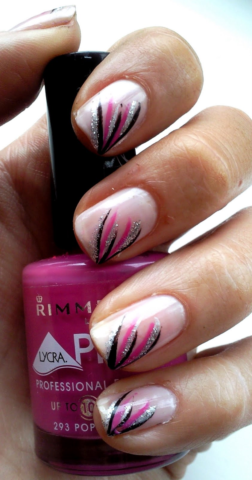 The Captivating Cool easy nail designs for short nails Digital Imagery