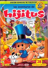 Colección de Dvds de Hijitus