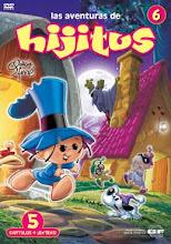 Asi será la portada del dvd de Hijitus nº 6!!!