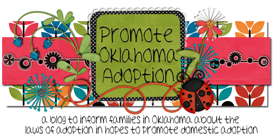 Promote Oklahoma Adoption