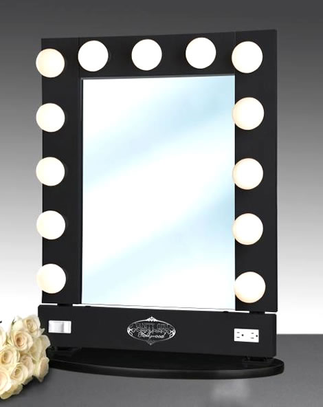 Lights For Makeup Vanity Mirror : Odi et Amo: The hunt for the perfect LED mirror