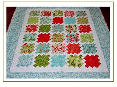 Scribbles Quilt Pattern