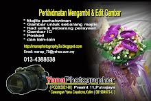 PERKHIDMATAN FOTOGRAPHER