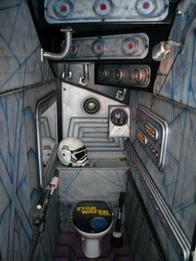 Toilettes Star Wars dianogas